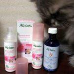 メルヴィータのオーガニックローズ化粧水で最高に癒される