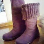 雨や雪の日用のブーツは必須アイテム!意外に可愛くてあたたかい