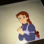 「赤毛のアン」のセル画を落札しました!