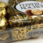 イタリア「フェレロロシェ」のチョコレートはちょっとしたお返しにも最適