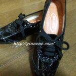 心斎橋フクハラでMOLASCHIの靴を買っちゃった