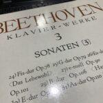 今日の練習♪ベートーヴェン初期のソナタはいいね
