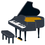 怖いピアノの先生